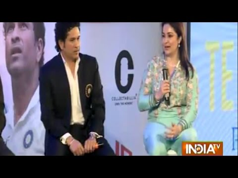 Anjali Tendulkar Reveals How She Felt In Love For Sachin Tendulkar