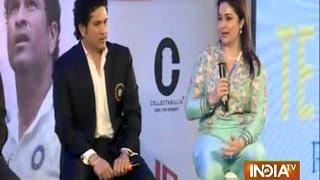 Anjali Tendulkar Reveals How She Felt In Love For Sachin Tendulkar