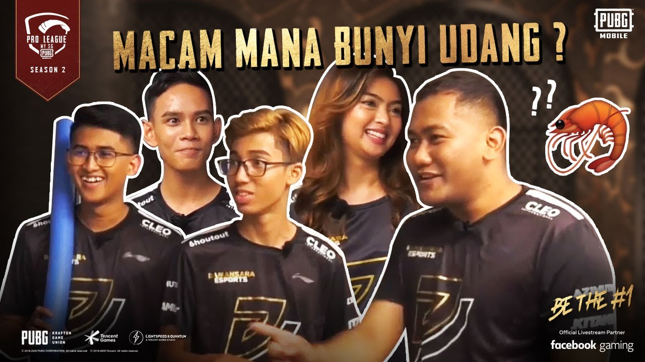 PMPL MY/SG Season 2 Fun Games: Episode 10 (Damansara Esports)
