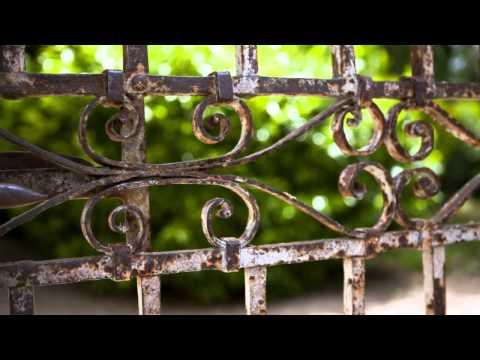 How to Maintain Wrought Iron Gates