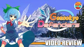 Review: Gensokyo Defenders (Switch) - Defunct Games