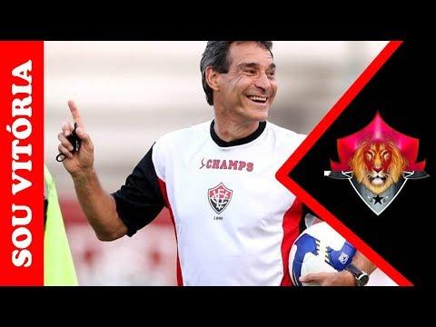 Paulo Cézar Carpegiani é o novo treinador do Vitória