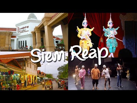 Things to do in Siem Reap, besides visiting Angkor Wat | Cambodia