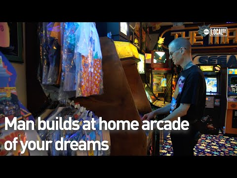 This Arcade Room Will Make Gamers Jealous | All Good