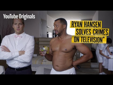 Ryan Hansen Solves Crimes on Television*  You Wanna Be My Next Assistant?