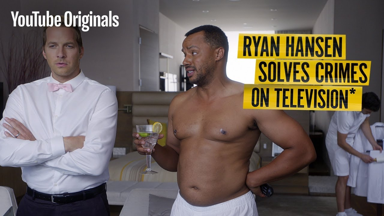Ryan Hansen Solves Crimes on Television* | You Wanna Be My Next Assistant? #1