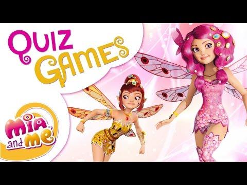 Mia and me - Quiz 1