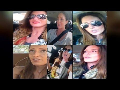 Highway Patrol Warn Against The Dangers of Car Karaoke