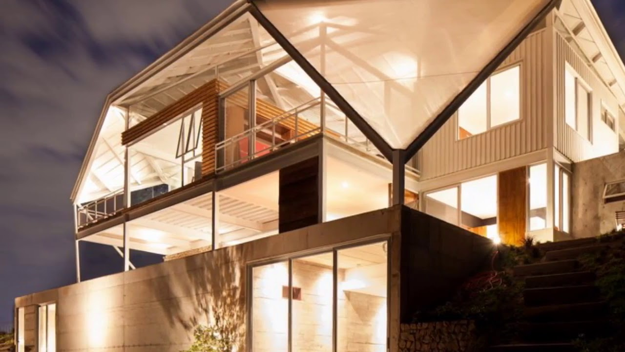 Stunning Home Design Contemporary House With A U0027Ready To Flyu0027 Sensation In El  Salvador