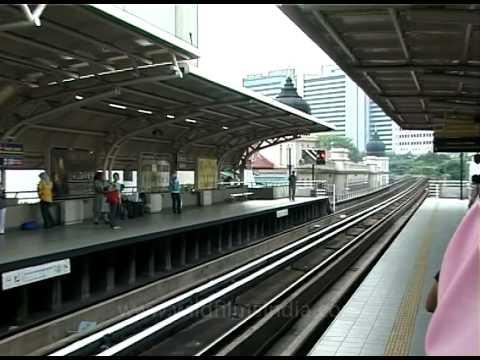 Metro station, Malaysia
