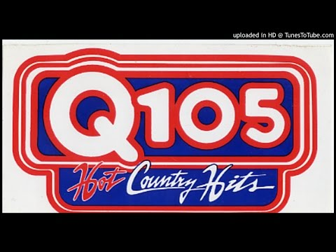 WRBQ Tampa - Q105 Format Change to Country - 1993