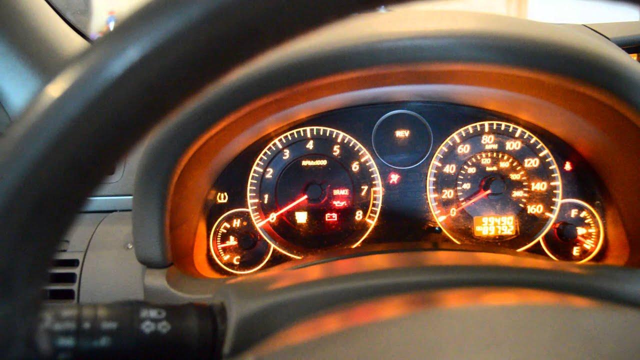 Reset Service Engine Soon Light Nissan Altima 2005 Www Lightneasy Net