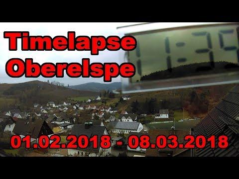 Timelapse Oberelspe vom
