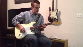 Stevie Ray Vaughan (SRV) Scratch-N-Sniff - Unused Licks