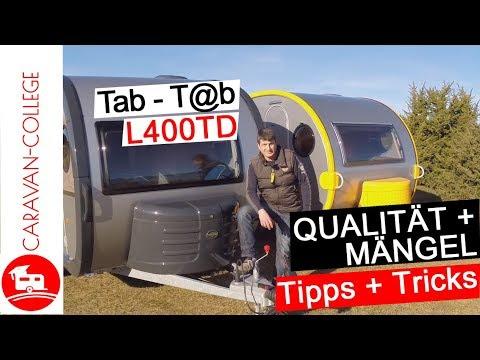 Test: Tab (T@B) L400-  QUALITÄT, MÄNGEL, TIPPS und TRICKS
