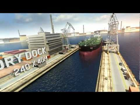 EPG Shipyard in Gdynia - 1 - promotional video made by a team of i3D