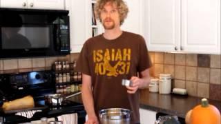 Squash Ideas And Acorn Custard Dessert