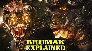 WHAT ARE BRUMAKS IN GEARS OF WAR HISTORY AND LORE EXPLAINED