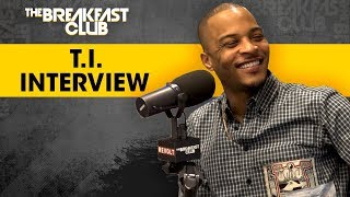 T.I. Talks New Album
