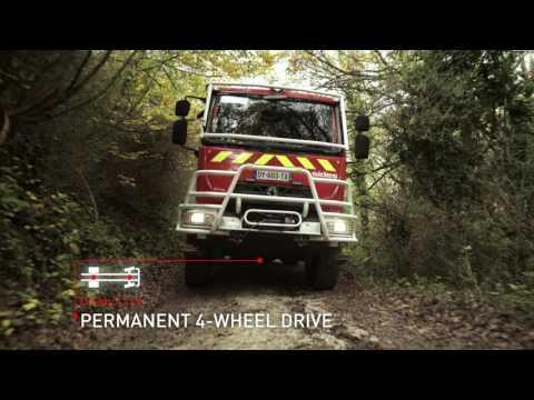 Renault Trucks D range unique selling points