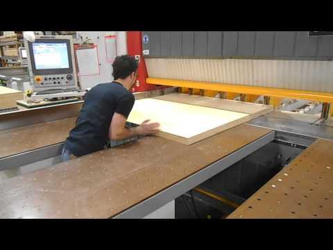 Schelling CNC Panel Saw