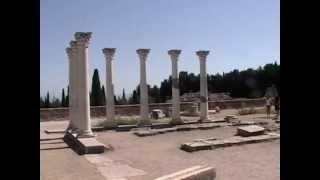 Остров Кос, Асклепион 2-я терраса. Греция(, 2012-02-10T00:18:19.000Z)