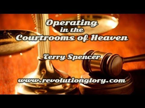 Courtrooms of Heaven: Live Session for Financial Breakthrough