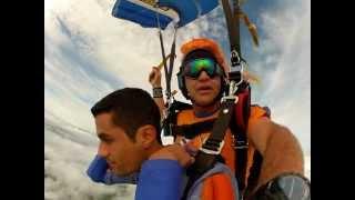 Salto Paraquedas - Boituva/SP - Helton e inst.Galinha