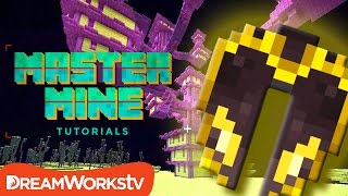 How to Get Elytra Wings in Minecraft | MASTER MINE TUTORIALS