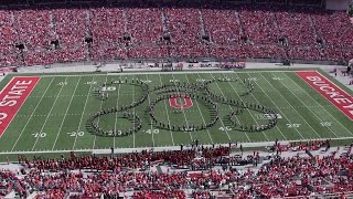 The Ohio State Marching Band Oct. 10 halftime show: Jazz Memories thumbnail
