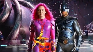 Sharkboy y Lavagirl 2 - TRAILER