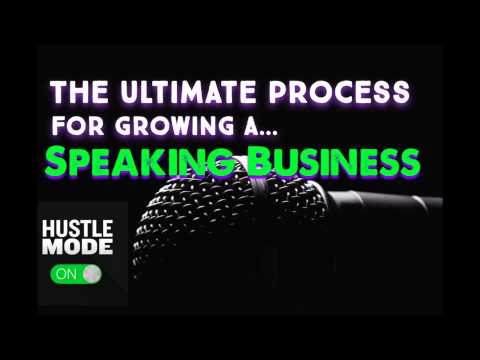 The Entire Process For Getting Paid Speaking Gigs From Start To Finish