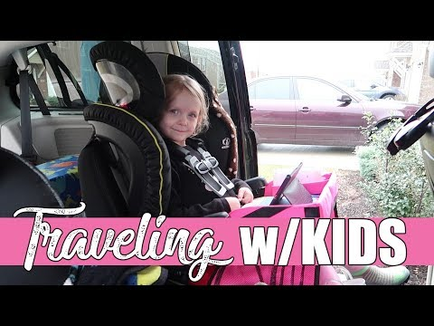 Tips for Traveling with Kids | 9 Hour Road Trip