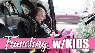 Tips for Traveling with Kids | 9 Hour Road Trip Video