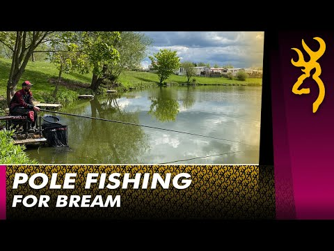 Pole Fishing for Bream : Commercial Fishery Tactics 2021