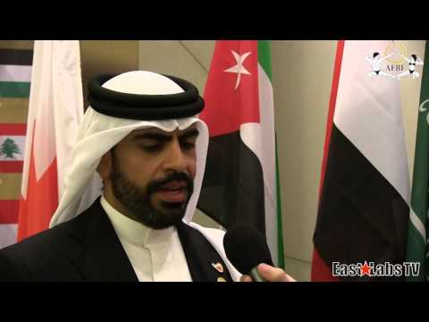 Sheikh Abdullah Bin Rashid Al Khalifa - interview 16april2013