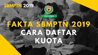 Download Video FAKTA (Kuota, Jadwal, Cara Daftar) SBMPTN 2019! (Kupas Tuntas) MP3 3GP MP4