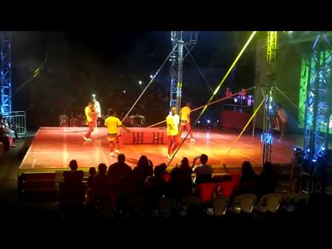 circo internacional de colombia. Colombian Circus