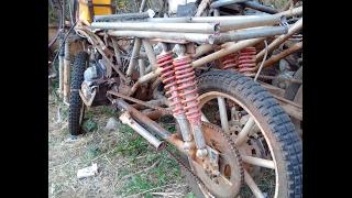 Tôi phải sắm con siêu mô tô này để đi rừng quay Clip cho anh em đây| Super Motor for forest road