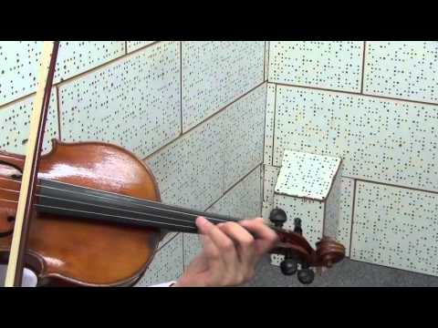 ABRSM Viola Exam Piece 2016-2019 - Grade 5 - B6 Schumann Op.25 no.1 Dedication For Viola