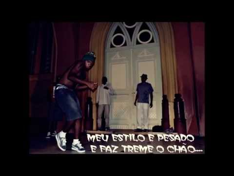 Mix tape Cypher Rap Nacional - Bboy Cafu Nbs Crew