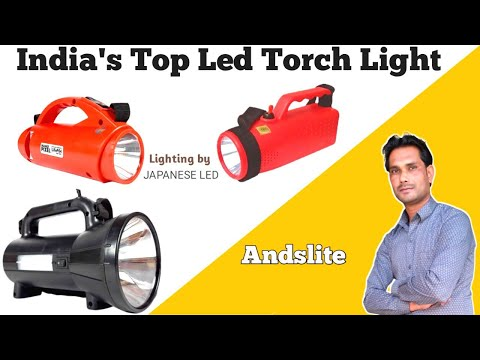 Andslight Torch   Kisan Torch Light   Torch With Power Bank   Andslite   Best Torch   Kisan Torch