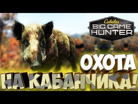 Симулятор охотника. Перезапуск! - Cabela's Big Game Hunter: Pro Hunts #1