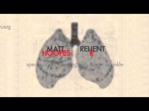 11. Matt Hoopes speaks about friending with Aaron Sprinkle