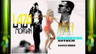 Rikki Jai & Laza Morgan - D Drinkers Anthem ( Remix 2012 ) Brand new release