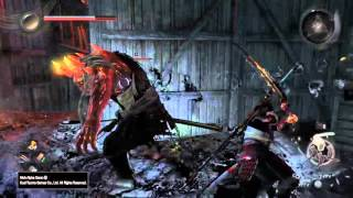 Onimusha Souls - Nioh Alpha Demo Gameplay
