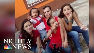 Tent Camp Built Near Border To House Migrant Children Separated From Parents | NBC Nightly News
