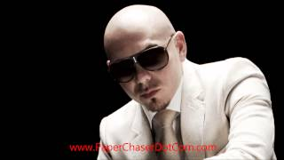 Pitbull - Open Letter Freestyle [2013 New CDQ Dirty NO DJ]