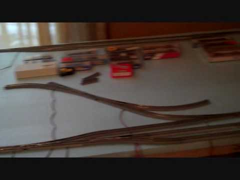 Building the Carolina Central N Scale Layout Part 1