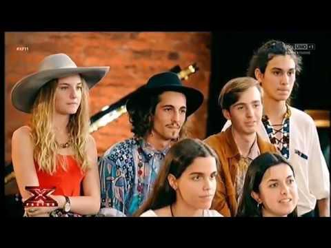 Måneskin - You Need Me, I Don't Need You | X Factor Italia Homevisit